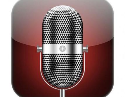 memo vocale da iphone