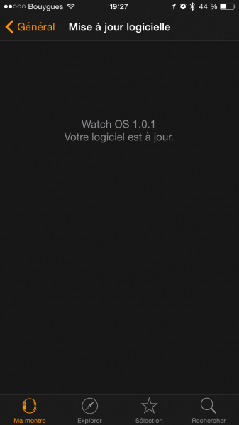 Watch OS update 2