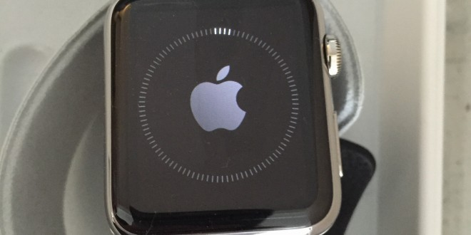 Watch OS update 3