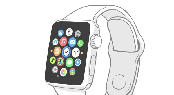 cadran apple watch
