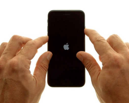 iphone-7-mode-dfu-logo